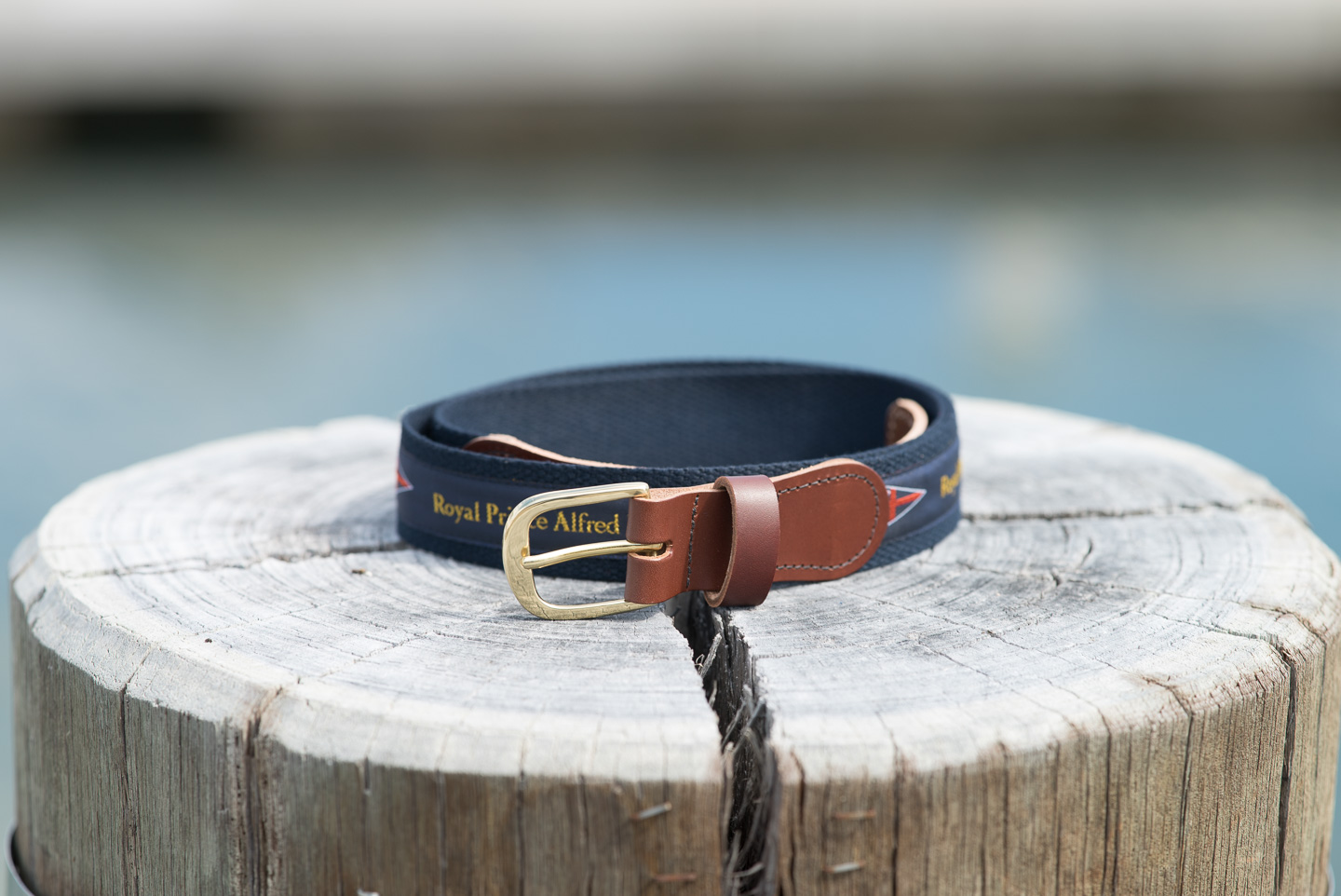 Royal Prince Alfred Yacht Club Belt