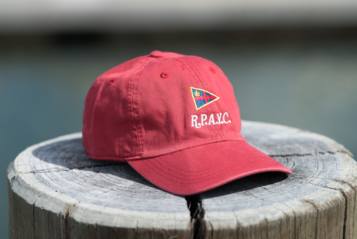 Royal Prince Alfred Yacht Club Cap